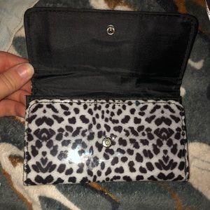 Handbags - cheetah print wallet